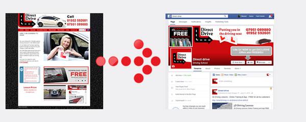 telford marketing, web design company uk