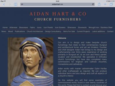 Aidanhart.co.uk