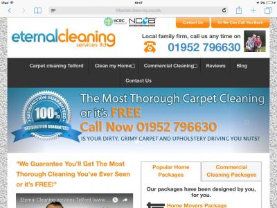 eternalcleaning.co.uk