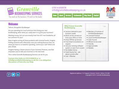 Granvill Bookkeeping