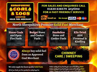 Shropshire Coal and Logs