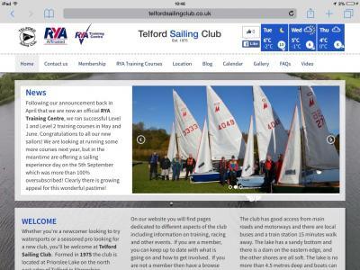telfordsailingclub.co.uk
