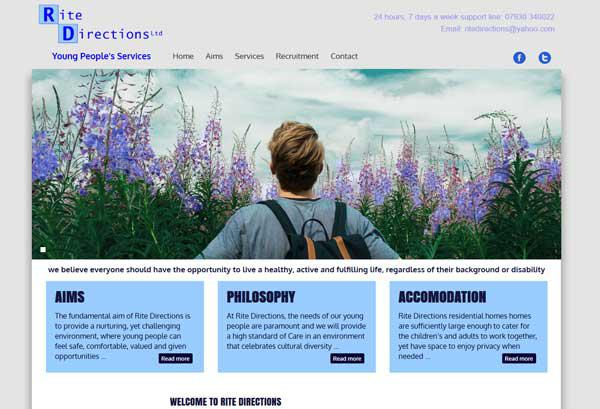 cheap web design, shrewsbury web design