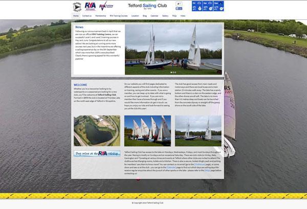 affordable website design, web design shrewsbury